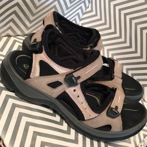 Ecco Powered by Receptor Sport Walking Sandals 41